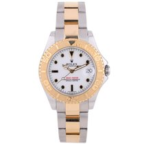 Rolex Pre-Owned Yacht-Master 168623 2000 Model