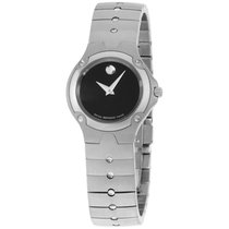 Movado Sports Edition Ladies Mini Watch 0604835 Wrist Watch...
