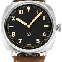 Panerai Radiomir California 3 Days Acciaio BLK Dial Men Watch...
