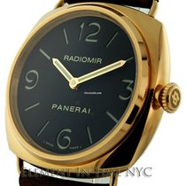 Panerai Radiomir Collection Radiomir Base 18k Rose Gold 45mm...