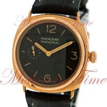 Panerai Radiomir Oro Rosso, Brown Dial, Limited Edition to 750...