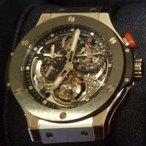 Hublot Bigger Bang - Tourbillon - Piece unique - One of one