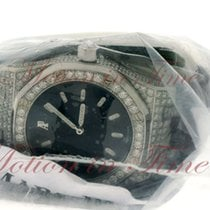 "Audemars Piguet Royal Oak Ladies Automatic ""Tuxedo"",..."