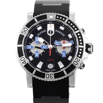 Ulysse Nardin Maxi Marine Diver Chronograph 42.7mm 8003-102-3/92