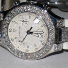 Cartier Must 21 Chronoscaph Chronograph Diamonds