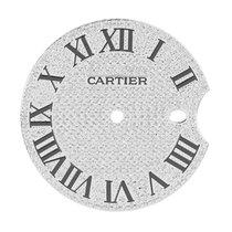 까르띠에 (Cartier) Cartier Ballon Bleu 42mm Diamond Pavé/Roman...
