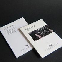 IWC Aquatimer Chronograph Galapagos Booklet 2011