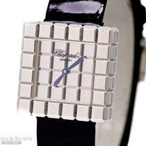 Chopard Ice Cube De Grisogono Ref-1842 18k White Gold Box Bj-2002