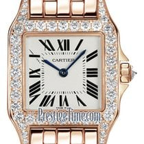 Cartier Santos Demoiselle - Small wf9008z8
