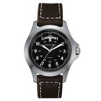 Hamilton Men's H64451533 Khaki Field King Quartz Watch