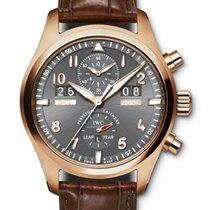 IWC [NEW] Pilot's Spitfire Perpetual Calendar Digital Date...