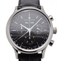 Maurice Lacroix Les Classiques Chronographe Watch LC1008-SS001...