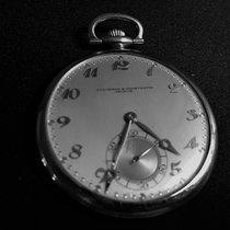 Vacheron Constantin Platinum 45mm Extra Flat Pocket Watch