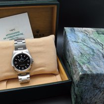 Rolex EXPLORER 1 14270 Black Dial with Box and Papers