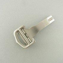 Cartier Faltschließe Schließe Edelstahl Folding Clasp Steel 18 Mm