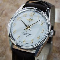 Seiko Lord Marvel 36000 Manual 1970 Stainless Steel Japanese...