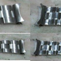 Rolex VINTAGE BRACELET STEEL RIVET 7205 END LINKS 57 CLASP 4-67