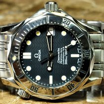 Omega Seamaster 300m Midsize Box Papers Card
