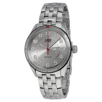 Oris Artix GT Silver Dial Stainless Steel Men's Watch...