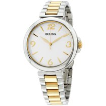 Bulova Women's 98l194 Analog Display Japanese Quartz Two...