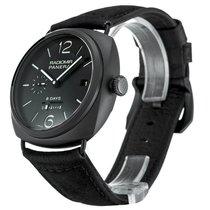 Panerai Radiomir 8 Days Black Dial Swiss Automatic Men Watch...