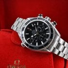 Omega Seamaster Planet Ocean Co-Axial Mid-Size Chronograph SS...