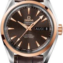 Omega Seamaster Aqua Terra Annual Calendar