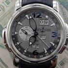 Ulysse Nardin Perpetual Calendar GMT +/- 18K White gold 42mm