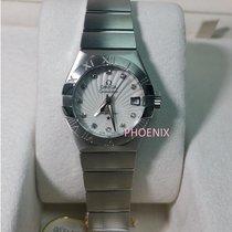 Omega Constellation Diamond dial 12310272055001