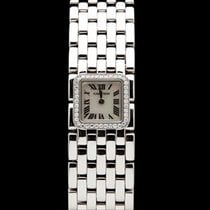 Cartier Panthere Ruban Diamonds 18k White Gold Ladies