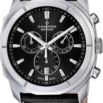 Candino Classic C4582/2 Herrenchronograph Klassisch schlicht