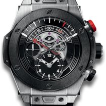 Hublot Big Bang 45 Mm Unico Cronografo Bi-retrogrado