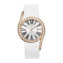 Piaget [NEW] Limelight Silver Rose Gold Diamond Ladies GOA38161