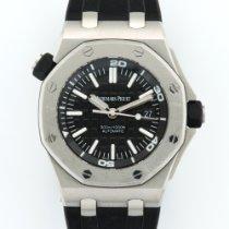 Audemars Piguet Royal Oak Offshore Scuba Rubber Strap Watch