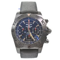 Breitling Chronomat BlackSteel B01 44mm   Neu Inkl Mwst