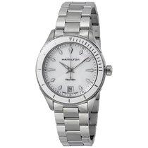 Hamilton Ladies H37411111 Jazzmaster Seaview Quartz Watch