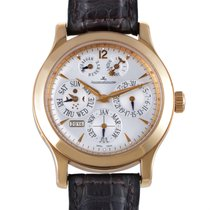 Jaeger-LeCoultre Master Eight Days Perpetual Men's Manual...