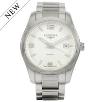 Longines Conquest Automatic L27854766 NEW