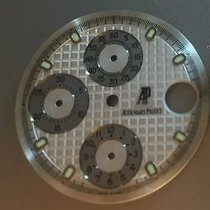 Audemars Piguet Royal Oak Offshore Chronograph Silver Waffle...