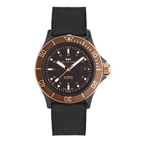 Glycine Combat Sub Automatic Golden Eye Ref. Ref. 3863-399-TB9