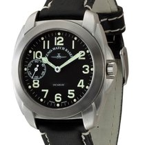 Zeno-Watch Basel -Watch Herrenuhr - Square XL Pilot Winder -...