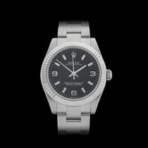 Rolex Oyster Perpetual Stainless Steel Ladies 177234