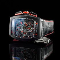 Cvstos Gt Gp Chronograph Dlc-black Limited Edition 10