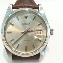 Rolex OYSTERDATE PRECISION 1981 –Men's Watch