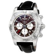 Breitling Chronomat GMT Automatic Chronograph Mens Watch...