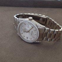 Rolex Day-Date Full Diamond 2014 Mint