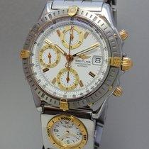 Breitling Chronomat GT Chronograph B13352 UTC Stahl-Gold,...