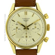 TAG Heuer vintage gold-filled top Carrera