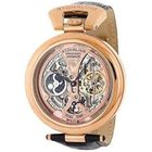 Stuhrling 127A334553 Men's Rose Gold Emperor's...