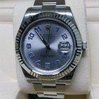 勞力士 (Rolex) Rolex Datejust 116334 Rodhium Blue Arab